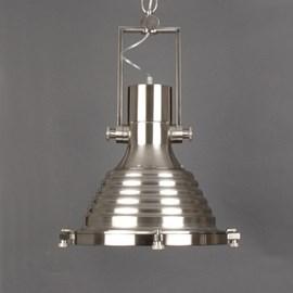 Hanglamp Studio Style Matnikkel
