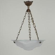 Franse Art Deco Hanglamp Hydrangea