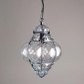 Venetiaanse Hanglamp Kleine Bellezza Helder