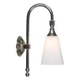 Badkamerlamp Classic Boog met Kubus Hexagon