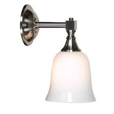 Badkamerlamp Classic Recht Klok
