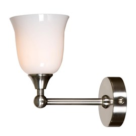 Badkamerlamp Modern Recht Klok