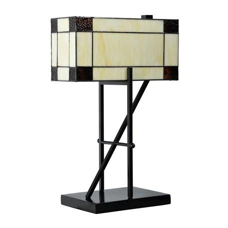 Tiffany Tafellamp Geometric