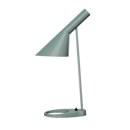 Louis Poulsen AJ Tafellamp Licht Petrol