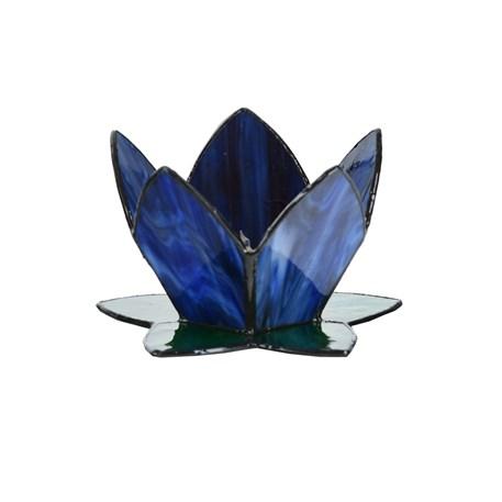 Tiffany Waxinelichthouder Sweet Lotus
