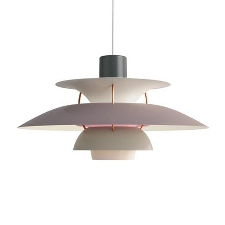 Louis Poulsen PH 5 Hanglamp Grey