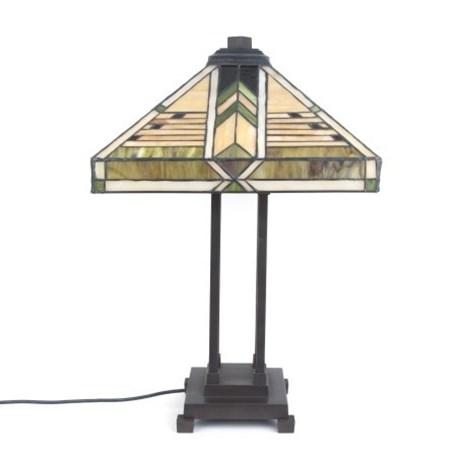 Tafellamp Tiffany Frank Lloyd Wright