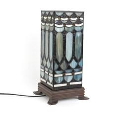 Tafellamp Tiffany Turquois