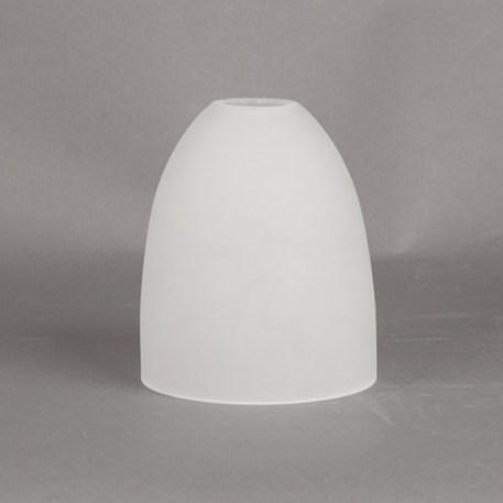 Geetste glaskap Beker voor Art Deco wandlamp