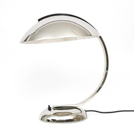 Luxe Art Deco Bureaulamp Centrisch