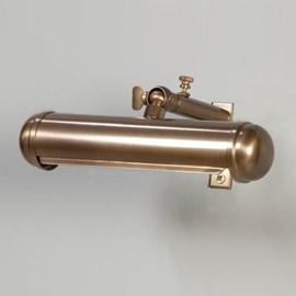 Schilderijlamp Pintura 17 cm. Brons