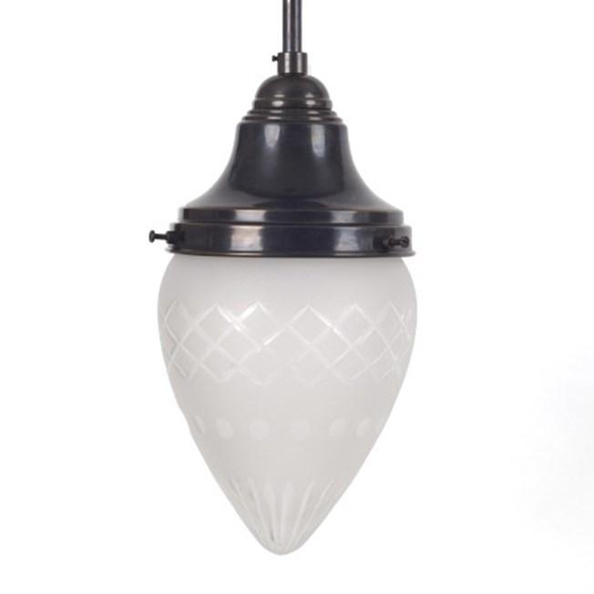 Hanglamp Elegance Ellips Geëtst