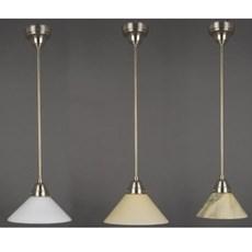Klassieke hanglamp Cono in 3 kleuren en div. afmetingen