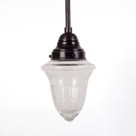 Hanglamp Kristalhelder