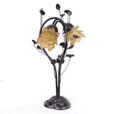 Art Nouveau Tafellamp Flower