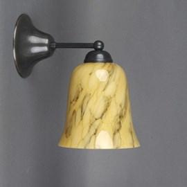 Wandlamp Tulp Marmer