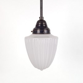 Hanglamp Antique Opaal