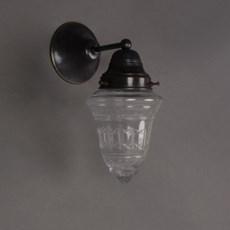 Wandlamp Kristalhelder Geslepen