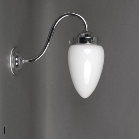 Buiten/ Grote Badkamer Wandlamp Menhir