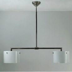 T-Lamp Haaks met 2 Open Cilinders