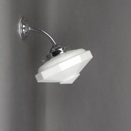 Buiten/ Forse Badkamer Wandlamp Vlakke Drie Maal Drie