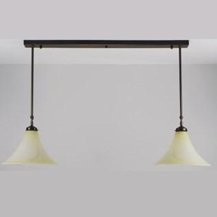 voorbeeld van een van onze T- Hanglampen