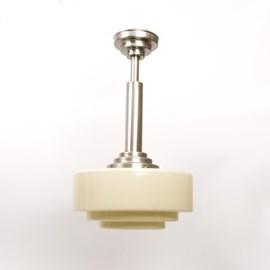 Hanglamp Robuuste Pendel 15 met trapkappen