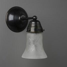 Wandlamp Geslepen Kelkje