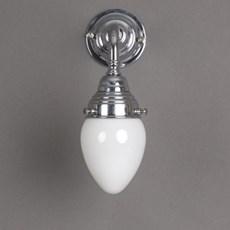 Badkamerlamp Egg Haaks