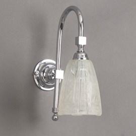 Badkamerlamp Geëtste Kelkjes Grote Boog