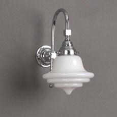 Badkamerlamp Hacktop met Grote Boog