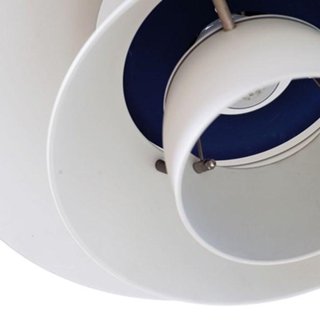 Detail Hanglamp PH 5-4,5   Charlottenborg