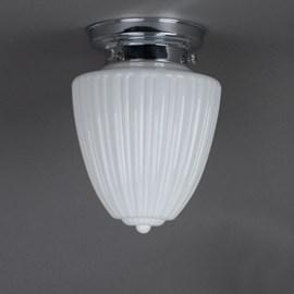 Badkamerlamp Plafonnière Antique