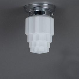 Badkamerlamp Plafonnière Art Deco