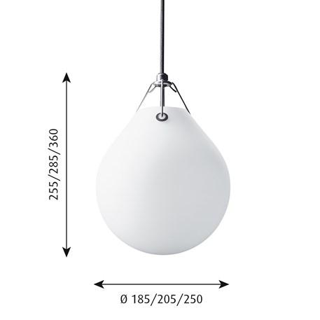 Hanglamp Moser