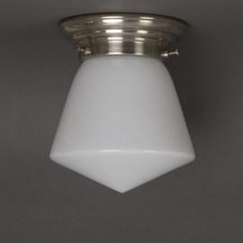 Plafonnière Schoollamp in 3 maten
