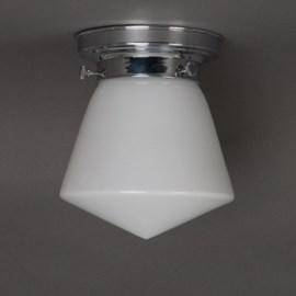 Badkamerlamp Plafonnière Schoollamp Middel