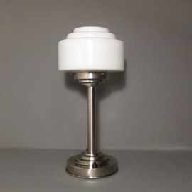Tafellamp getrapte kappen