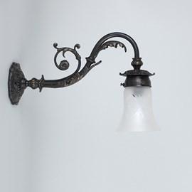 Wandlamp Guirlande met kelk