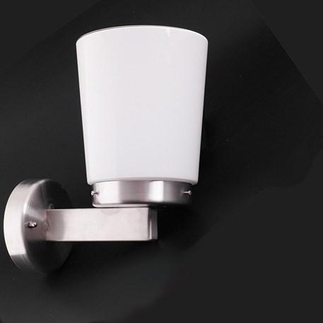 Wand Buitenlamp Tapse Vormen