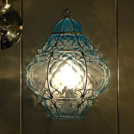 Sfeerimpressie Venetiaanse Wandlamp Bellezza