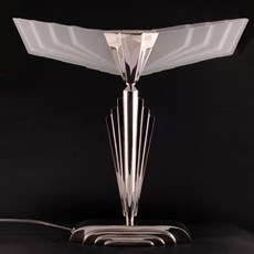 Art Deco Tafellamp Muller