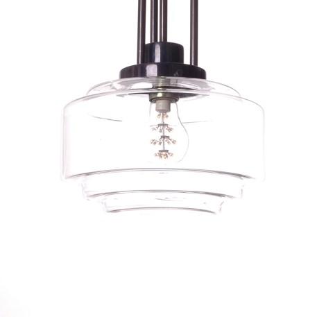 Empire Hanglamp Dubbel Getrapt Helder
