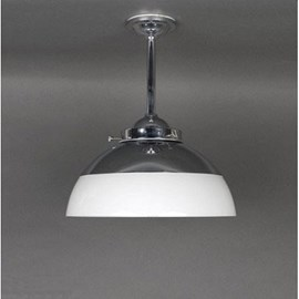 Buiten/ Forse Badkamer Plafondlamp Halve Bol Ø 30 cm