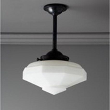 Buiten/ Forse Badkamer Hanglamp Vlakke Drie Maal Drie