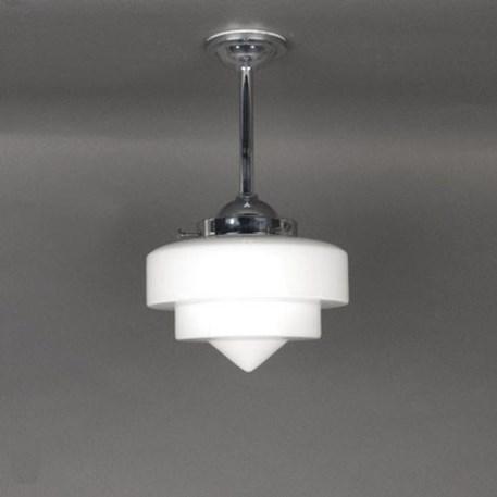 Buiten/ Forse Badkamer Hanglamp Getrapt