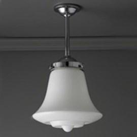 Buiten/ Royale Badkamer Hanglamp Klok