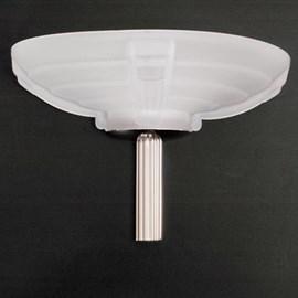 Franse Art Deco Wandlamp Chapiteau