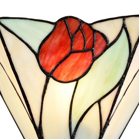 Tiffany Wandlamp Tulip Detail