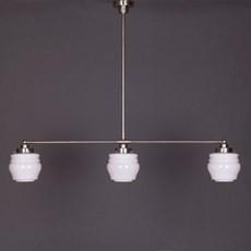 Hanglamp 3-Lichts met Bloemknop